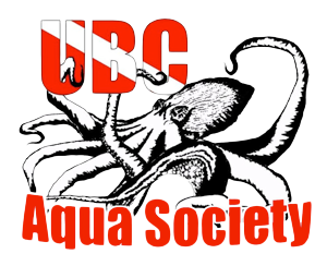 UBC Aqua Society Logo