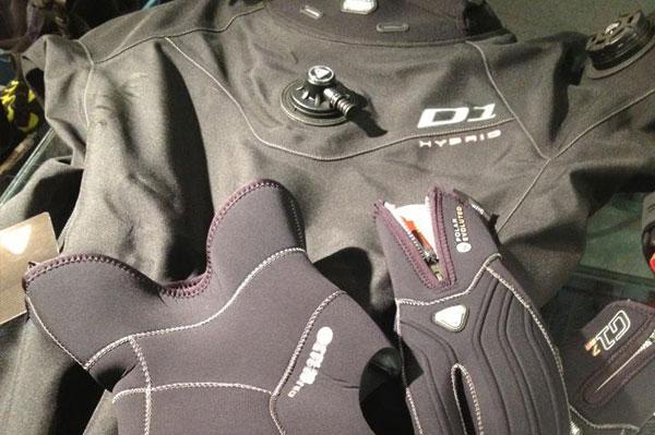 D1 Drysuit