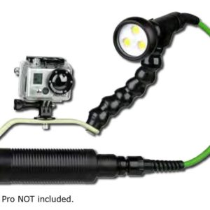 green-force-squid-led-1850-gopro-umbilical-kit